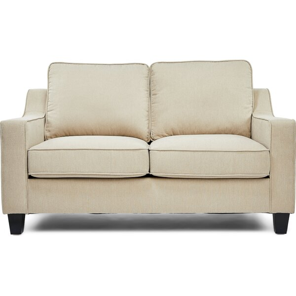 Balance Loveseat by Charlton Home