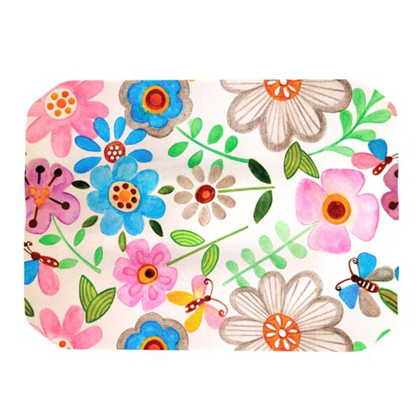 The Garden Placemat by KESS InHouse