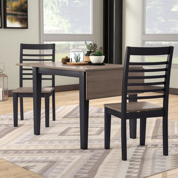 Shepherd 3 Piece Dining Set By Union Rustic Wonderful
