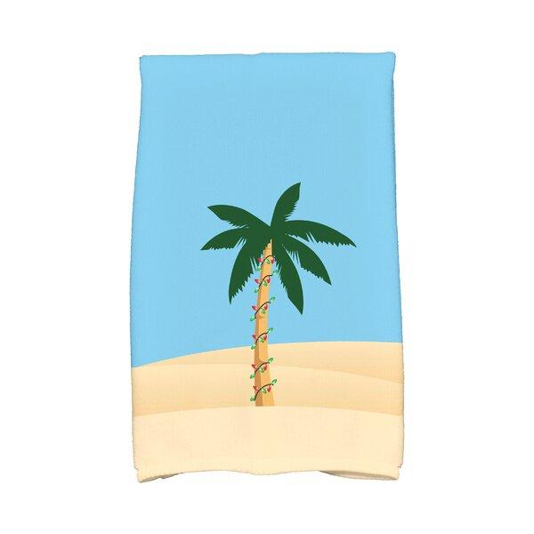 Palm Tree Hand Towel Wayfair