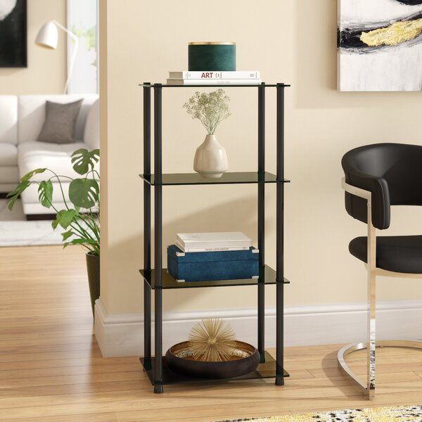 Beckett Etagere Bookcase By Ebern Designs