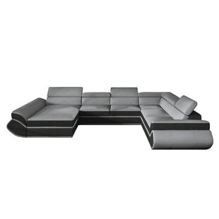 Mohammed Sleeper Sectional with Ottoman
