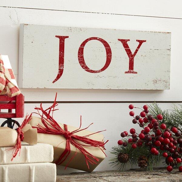 Joy Plaque by Birch Lane™