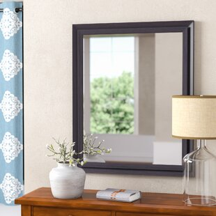 Alcott Hill Martinton Framed Wall Accent Mirror