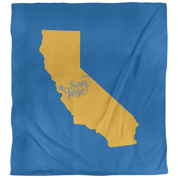 San Jose Duvet Cover
