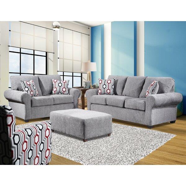 Harrigan Configurable Sofa Set by Red Barrel Studio