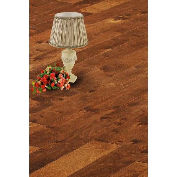 5 Engineered Birch Hardwood Flooring in Armagnac by Albero Valley