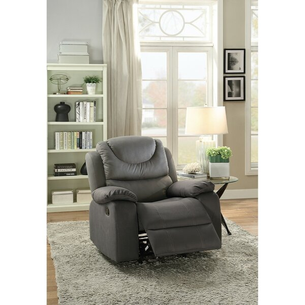 Eklund Manual Rocker Recliner [Red Barrel Studio]