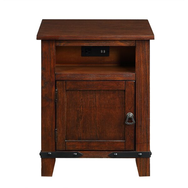 Jameson Nightstand By Rosalind Wheeler by Rosalind Wheeler Fresh