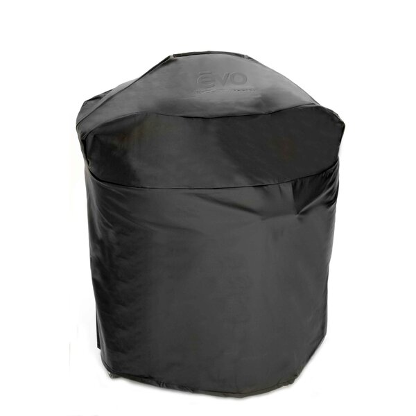 Professional Wheeled Cart Vinyl Grill Cover by Evo Outdoor Grills