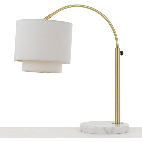 Jayla 23 Arched Table Lamp by Langley Street