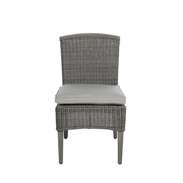 Astoria Patio Dining Chair with Cushion by Summer Classics