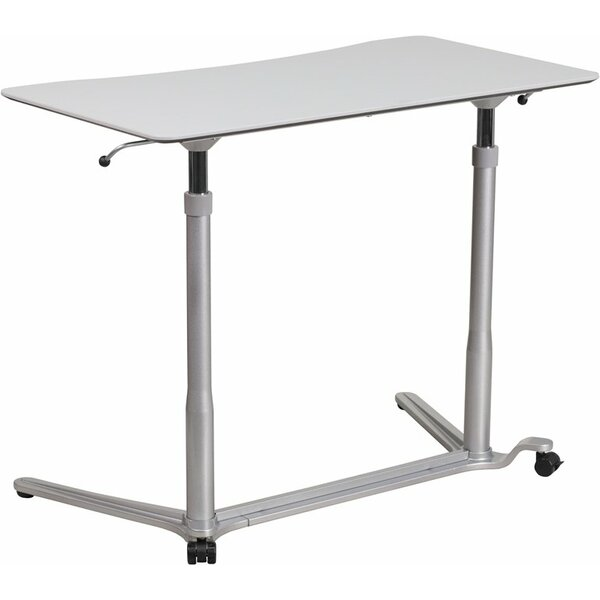 Krupp Standing Desk by Symple Stuff
