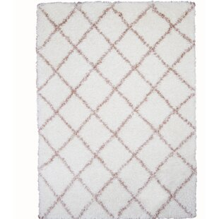 Reviews Sutton White Area Rug By Wrought Studio