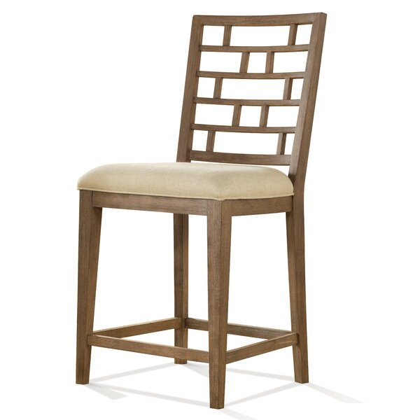 Lyons 26 Bar Stool (Set of 2) by August Grove