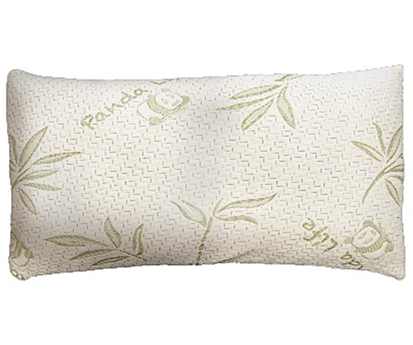 Shredded Memory Foam Pillow by Panda Life