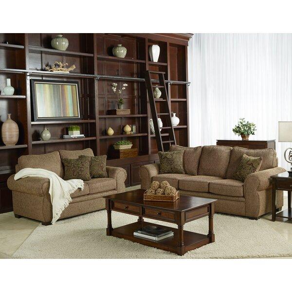 Poseidon Configurable Living Room Set by Flair