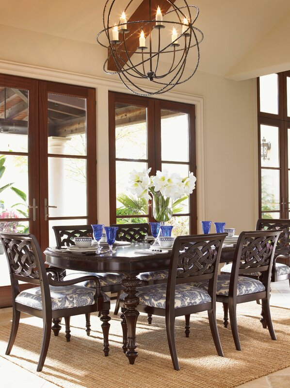 Royal Kahala 7 Piece Dining Set Part 38