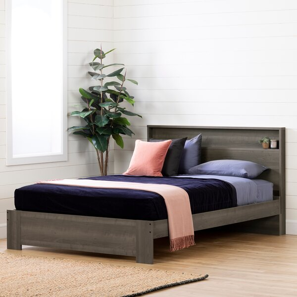 Gravity Queen Platform Bed by South Shore