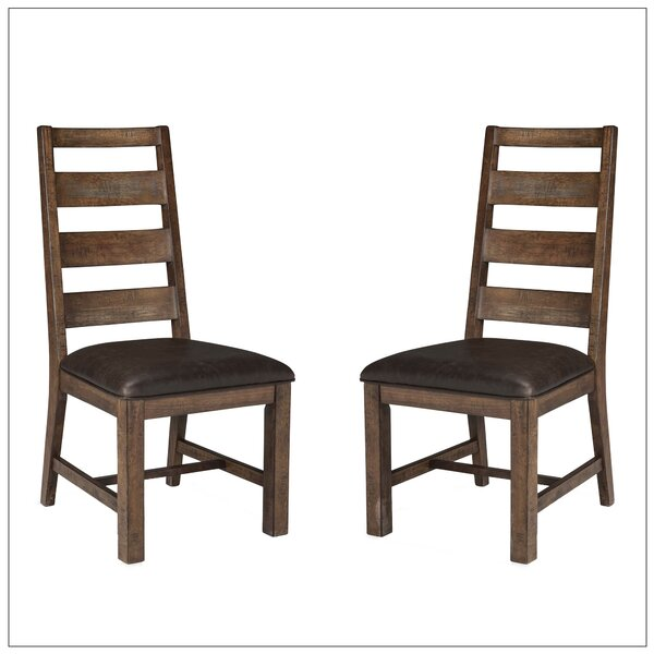 Baulch Solid Wood Dining Chair (Set of 2) by Gracie Oaks