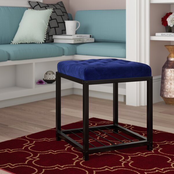 Granger Tufted Ottoman by Mercer41
