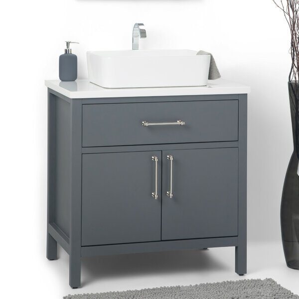 Patton 31 Single Bathroom Vanity by Simpli Home