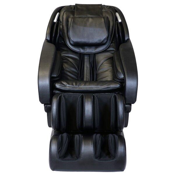 Reclining Full Body Massage Heated Zero Gravity Massage Chair by Latitude Run
