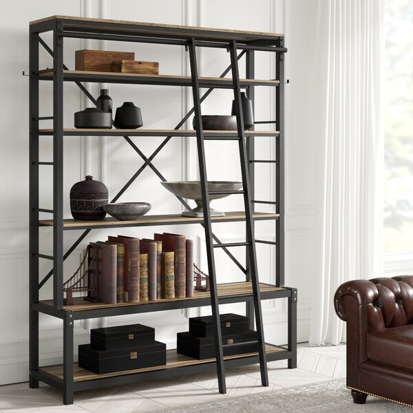 Nanette Etagere Bookcase by Greyleigh