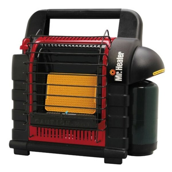 Buddy Heaters 9,000 BTU Portable Propane Radiant Compact Heater by Mr. Heater