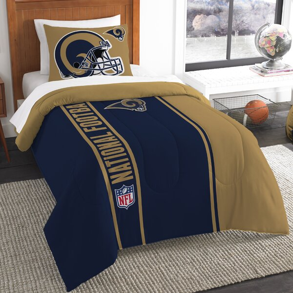 NFL Comforter Set by Northwest Co.