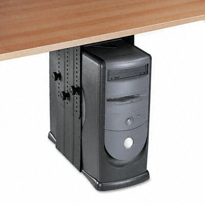 Fellowes Under 17 H x 12 W Desk CPU Holder by Fellowes Mfg. Co.