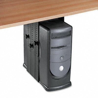 Fellowes Under 17 H x 12 W Desk CPU Holder by Fellowes Mfg. Co.