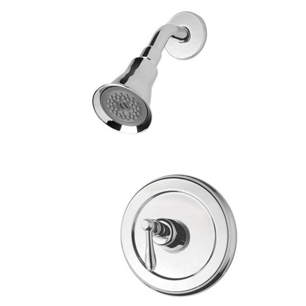 Montbeliard Volume Control Shower Faucet with Valve by Fontaine by Italia