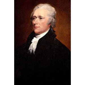 Alexander Hamilton by John Trumbull Painting Print by Buyenlarge