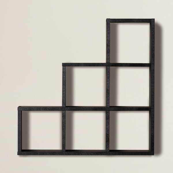 Bermondsey Stepped Wall Shelf by Brayden Studio