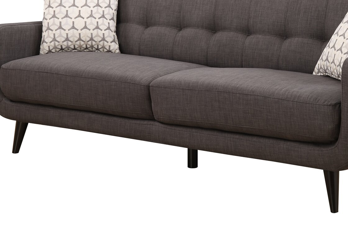 Ac Pacific Crystal Mid Century Sofa Reviews Wayfair