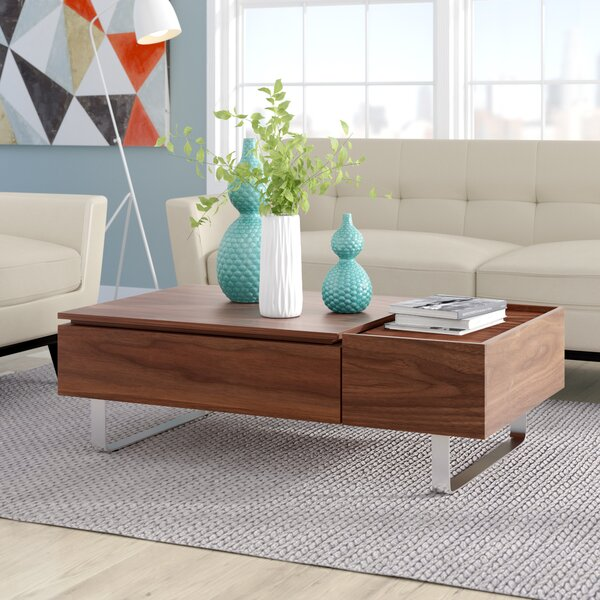 Gile Lift Top Coffee Table By Corrigan Studio