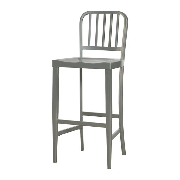 Hunsinger 30.25 Bar Stool (Set of 2) by Brayden Studio