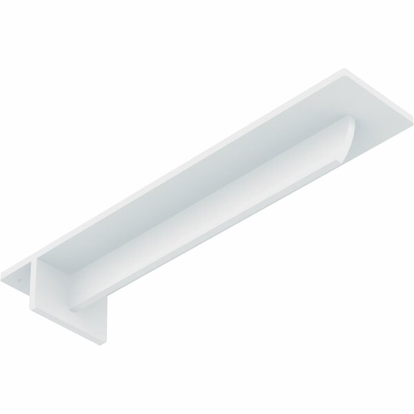 Heaton Hidden Support 2H x 3W x 14D Steel Bracket by Ekena Millwork
