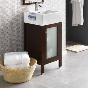 18 Inch Deep Bathroom Vanity | 30 X 18 Inch Bathroom Vanity Wayfair