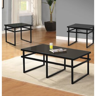 Buy luxury Midtown 3 Piece Coffee Table Set By Brayden Studio