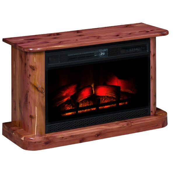 Ellice LED Electric Fireplace By Latitude Run