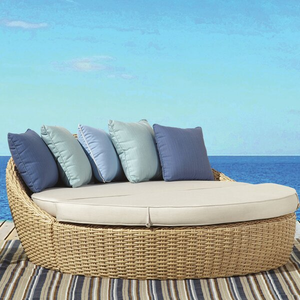 Leucadia Patio Daybed with Cushions by Sunset West