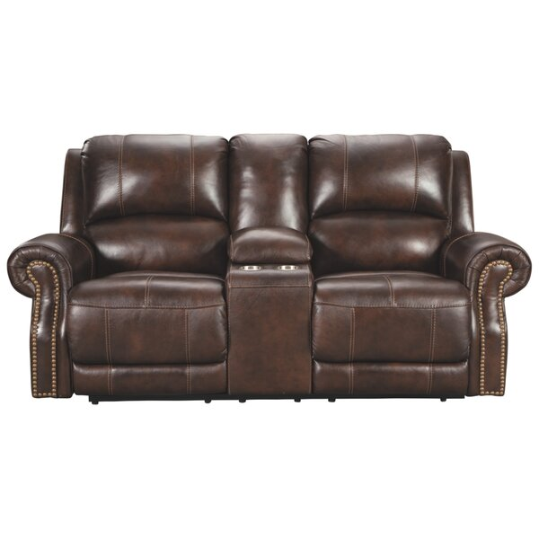 Duong Reclining Loveseat By Millwood Pines