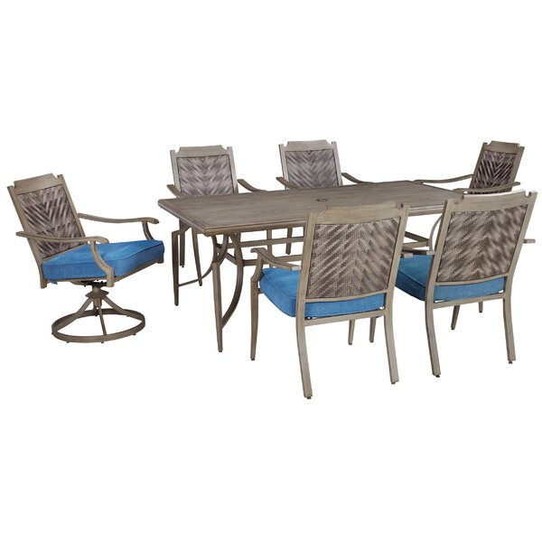Goufes Dining Table by Bay Isle Home