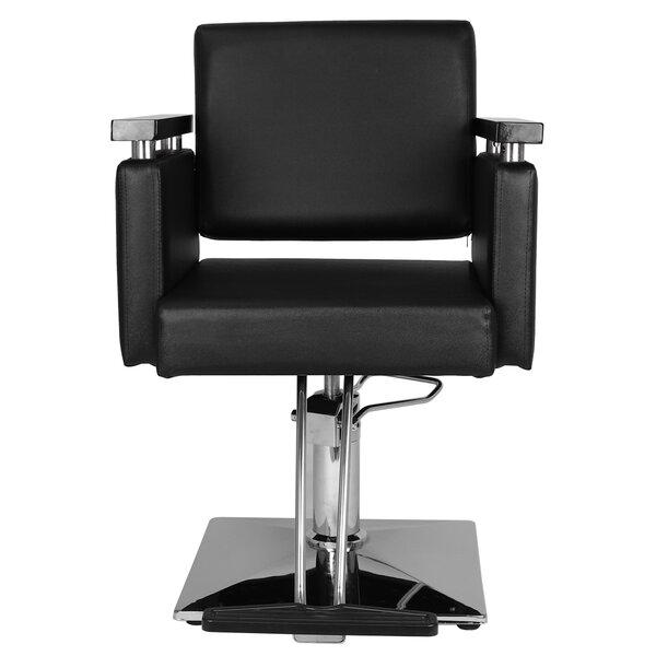 Professonal Hydraulic Barber Reclining Massage Chair By Orren Ellis