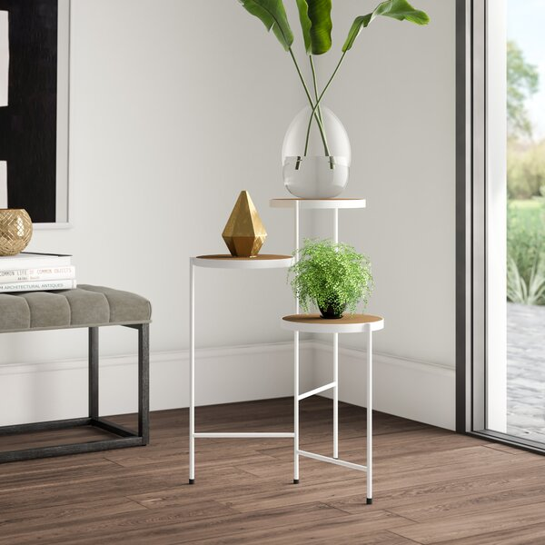 Logan Square Multi-Tiered Plant Stand By Mercury Row