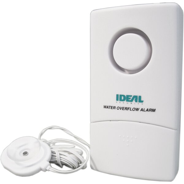 Bathtub and Sink Fill Alarm by Ideal Security