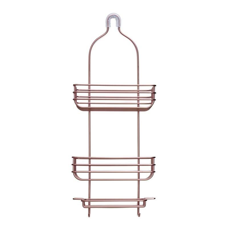 Design Ideas Cooper Hanging Organizer Shower Caddy | Wayfair