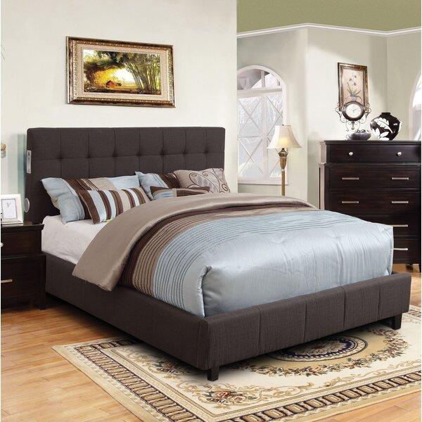 Jayjay Upholstered Platform Bed by Hokku Designs